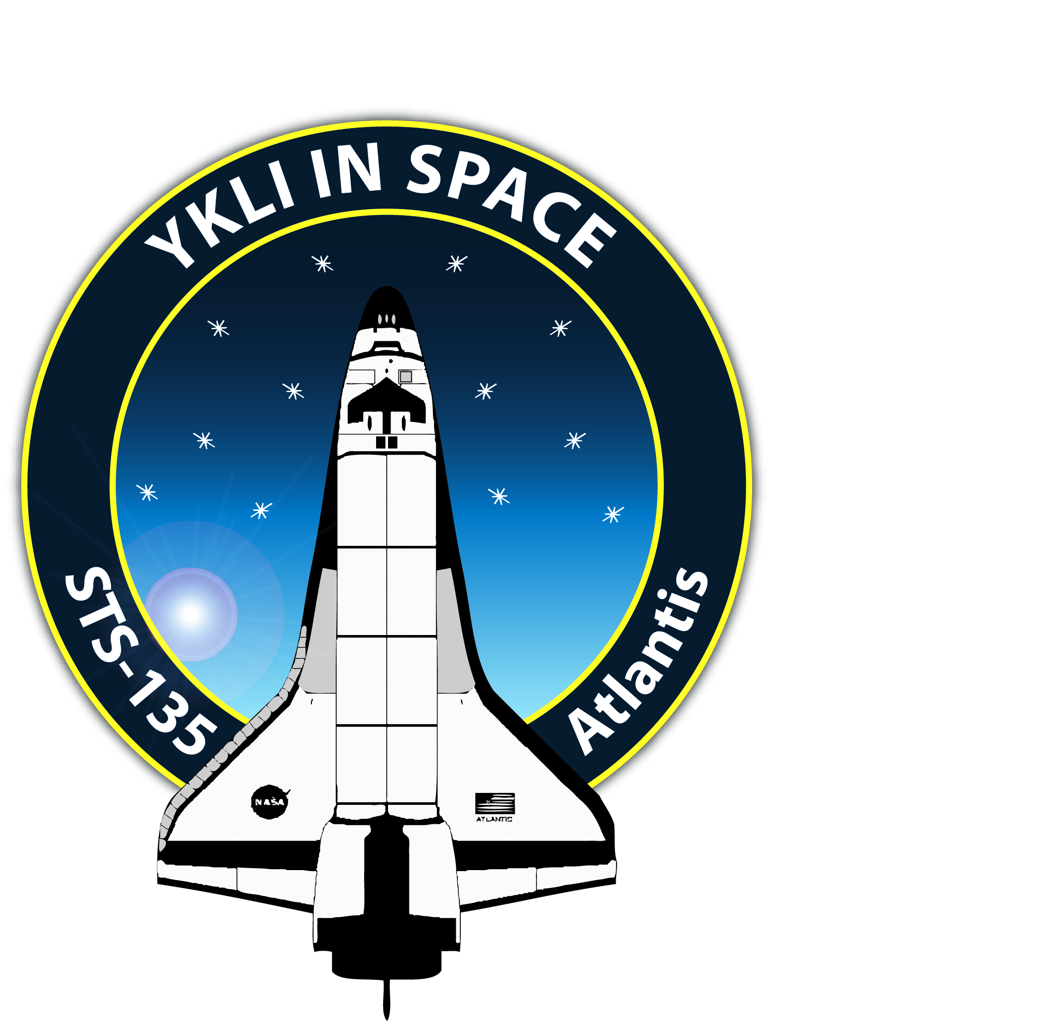 space shuttle mission logos - photo #6
