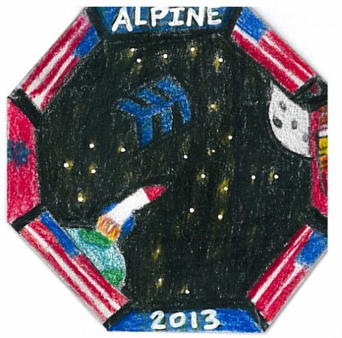 Alpine, New Jersey, Mission Patch
