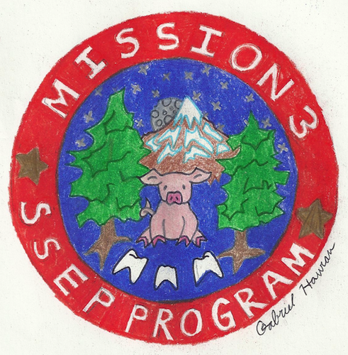 Salem, Oregon, Mission Patch 2