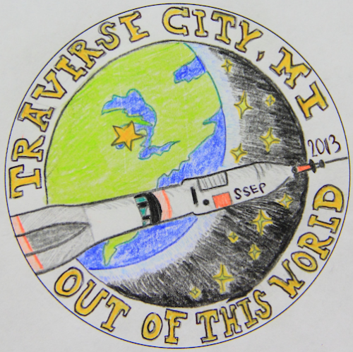 Traverse City, Michigan, Mission Patch 2
