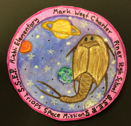 Santa Rosa, California, Mission Patch 2