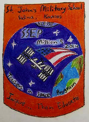 Teachers in Space, US Nat'l Program, Mission Patch