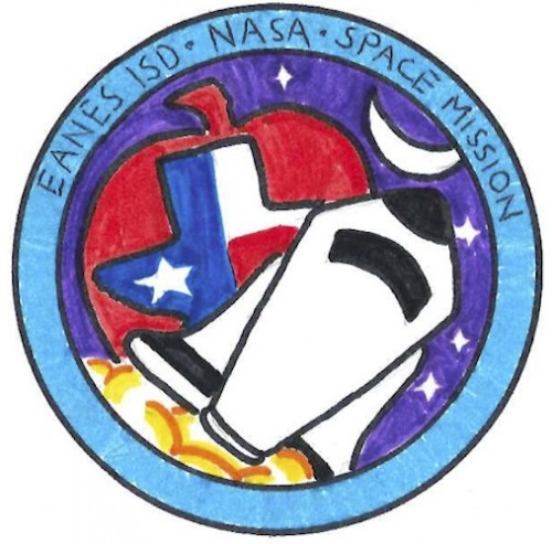 Austin, Texas, Mission Patch 1