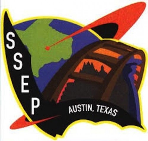 Austin, Texas, Mission Patch 2