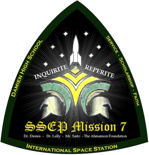 La Verne, California, Mission Patch 2