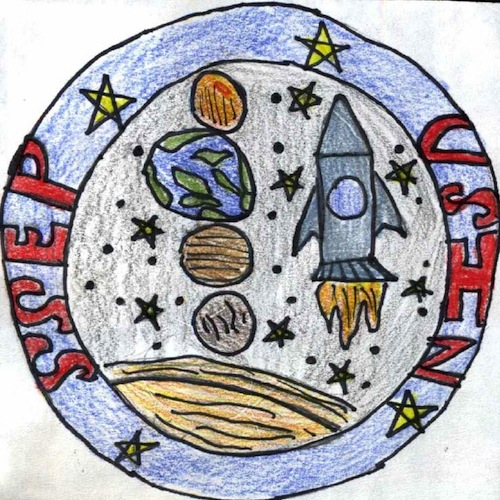 San Antonio, Texas, Mission Patch 1