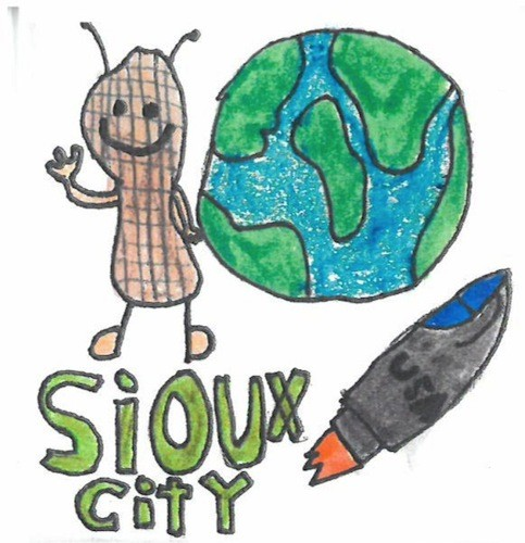 Sioux City, Iowa, Mission Patch 1