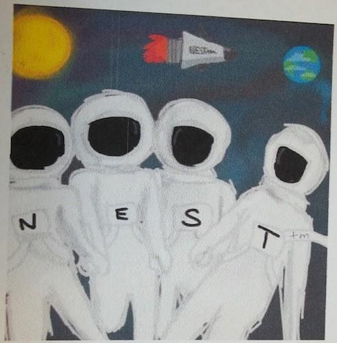 New York, New York - NEST+m, Mission Patch