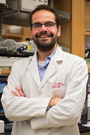 Shaun Brinsmade, Assistant Professor, Department of Biology, Georgetown University
