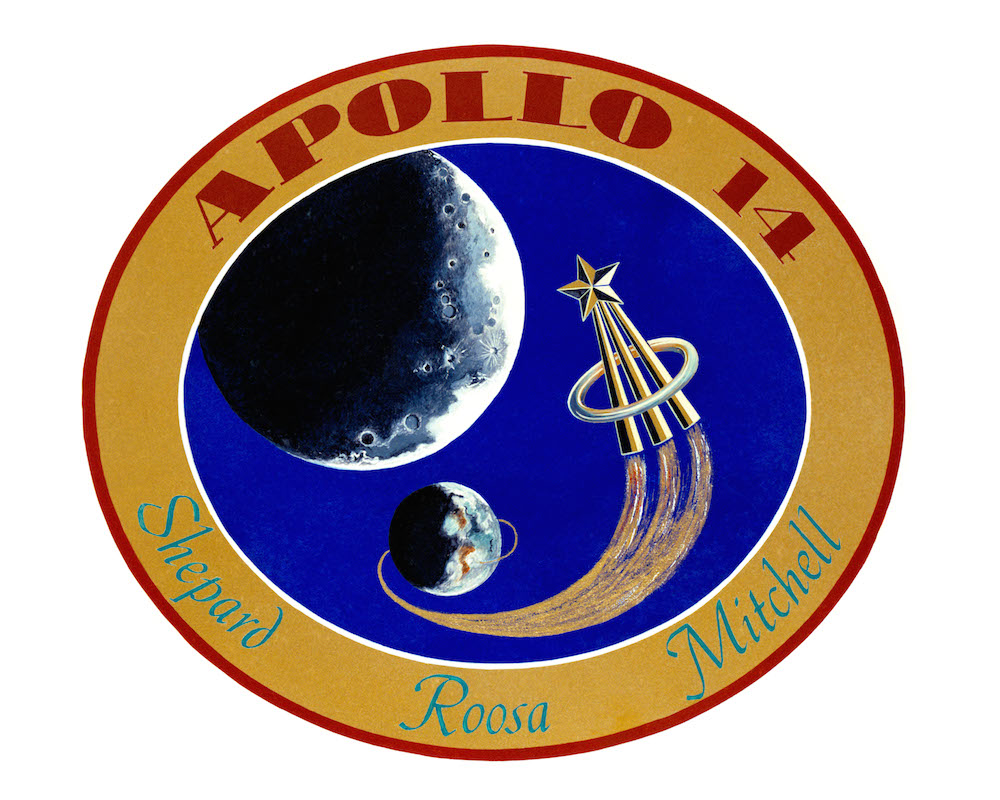 Mission Patches on Mission 8 to the International Space ...