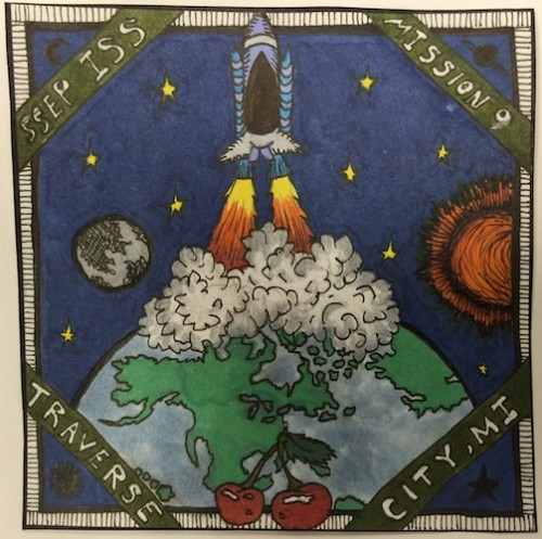 Traverse City, Michigan, Mission Patch