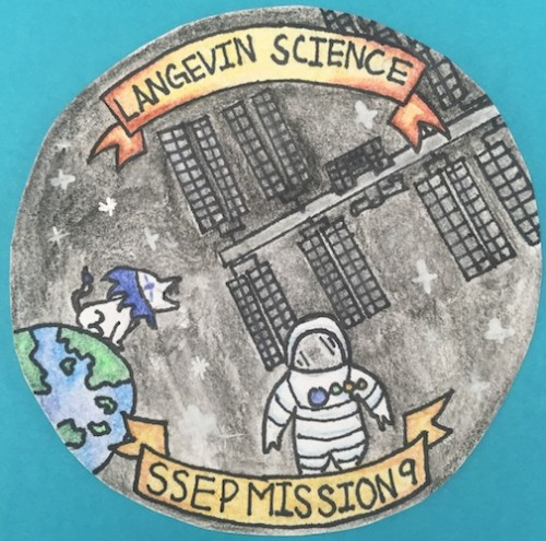 Calgary, Alberta, Canada, Mission Patch 2