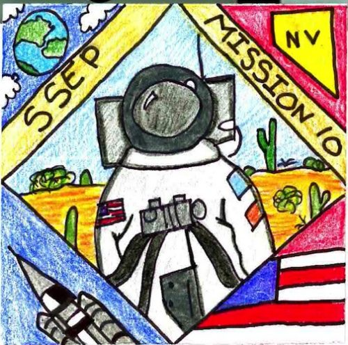 Clark County, Nevada, Mission Patch 1