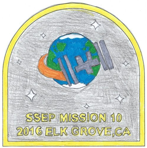 Elk Grove, California, Mission Patch 2