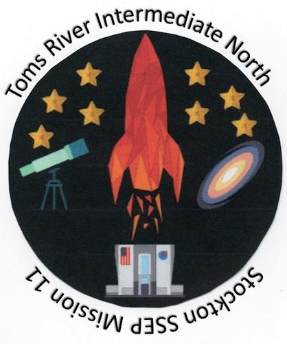 Galloway, New Jersey Mission Patch 1