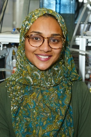 Naila Al Hasan, Graduate Assistant, Department of Materials Science and Engineering University of Maryland, College Park