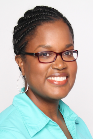 Courtney J. Robinson, Ph.D. Associate Professor of Biology Howard University