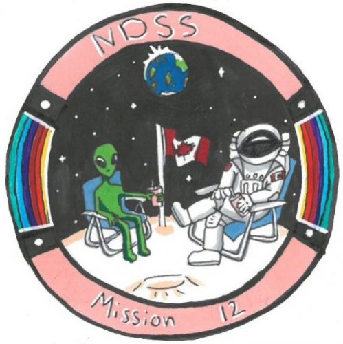 Nanaimo, British Columbia, Canada Mission Patch 2
