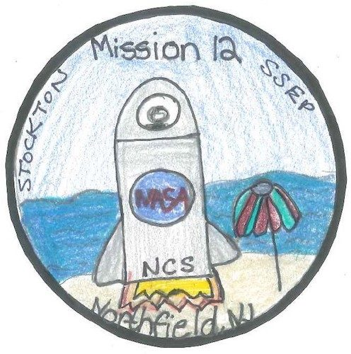 Galloway, New Jersey - Stockton University Mission Patch 1