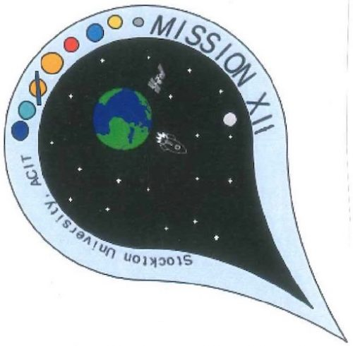 Galloway, New Jersey - Stockton University Mission Patch 2