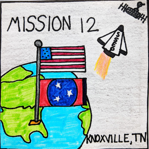 Knox County, Tennessee Mission Patch 1