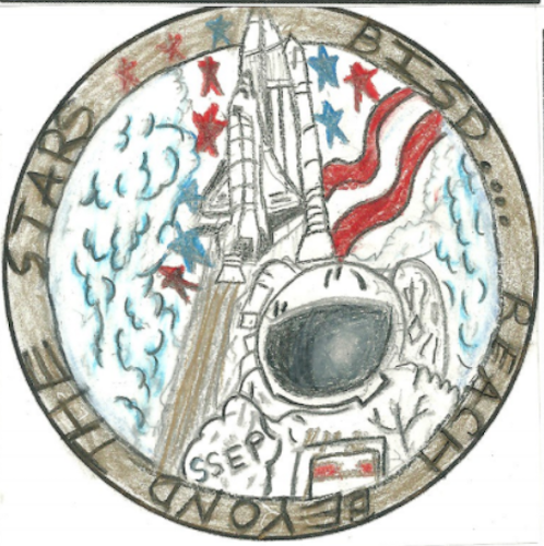 Burleson, Texas Mission Patch 1