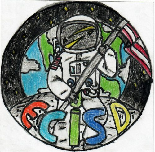 Ector County, Texas Mission Patch 2