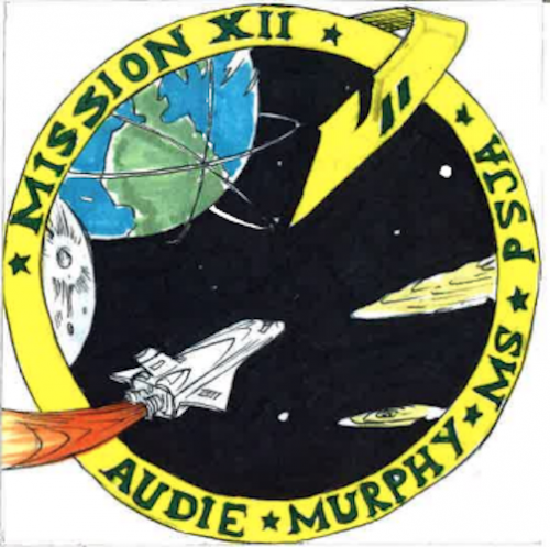 Pharr, Texas Mission Patch 2