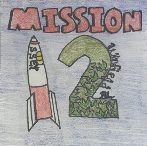 Winfield City, Alabama Mission Patch 2
