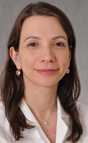 Rosalyn Jurjus, Associate Professor, Anatomy and Cell Biology Department, School of Medicine and Health Sciences, George Washington University