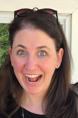 Julia Slocomb, Neuroscientist