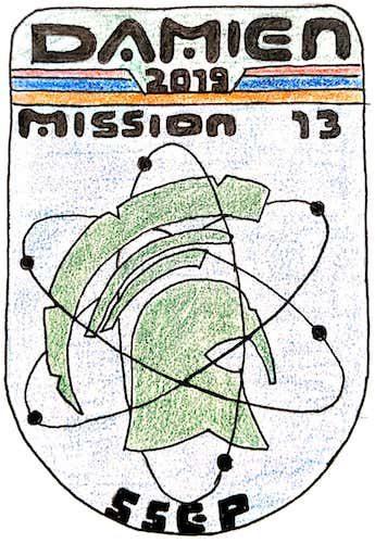 La Verne, California Mission Patch 2