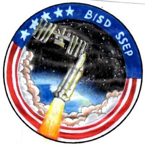Burleson, Texas Mission Patch 2
