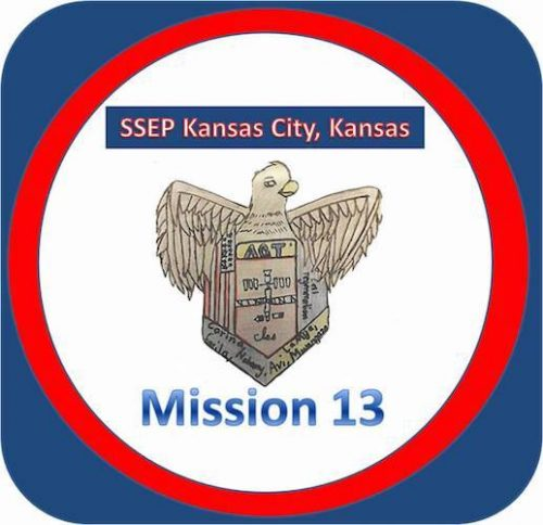 Kansas City, Missouri/Kansas Mission Patch 1