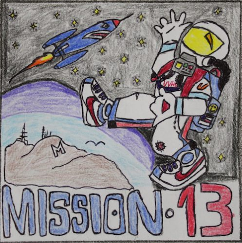 Moreno Valley, California Mission Patch 2