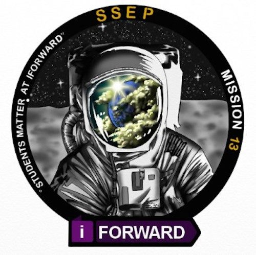 iForward - Grantsburg, Wisconsin Mission Patch 2