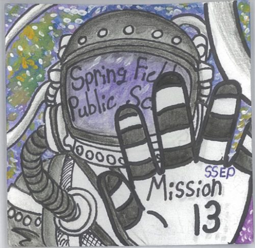Springfield, New Jersey Mission Patch 2