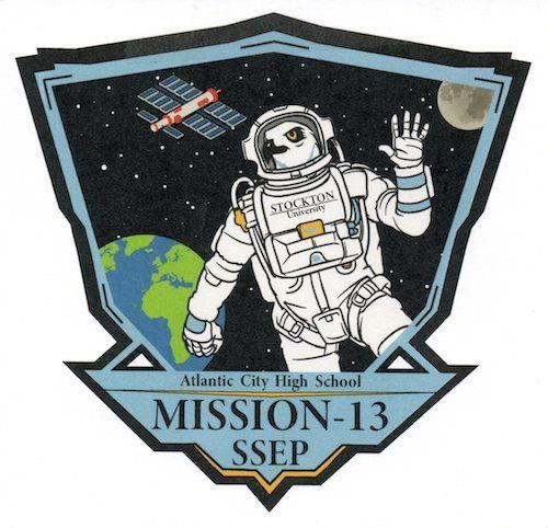 Galloway, New Jersey - Stockton University Mission Patch 2