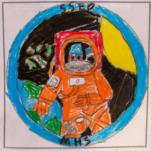 Hershey, Pennsylvania Mission Patch 2