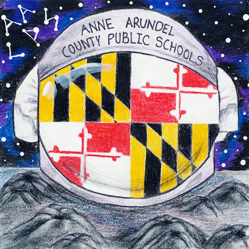 Anne Arundel County, Maryland Mission Patch