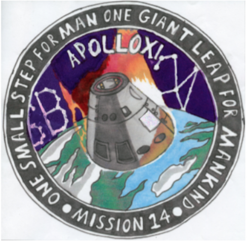 Westford, Massachusetts Mission Patch