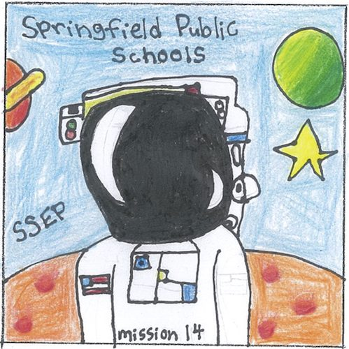 Springfield, New Jersey Mission Patch 1