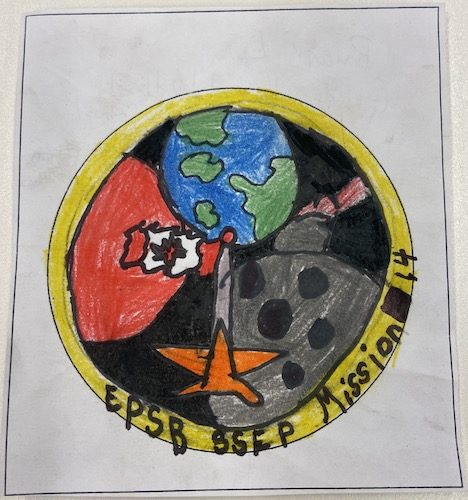Edmonton, Ontario, Canada Mission Patch 1