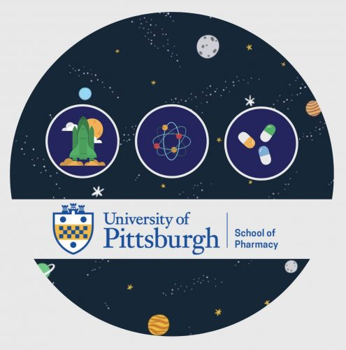 Pittsburgh, Pennsylvania - University of Pittsburgh Mission Patch 1