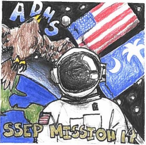 Sumter, South Carolina Mission Patch 2