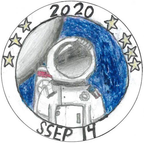 Lufkin, Texas Mission Patch 1