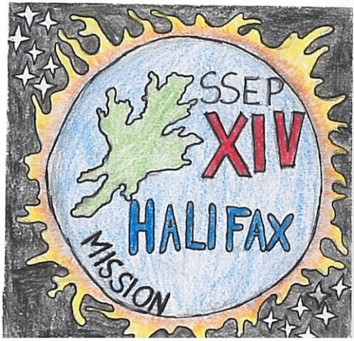 Halifax, Nova Scotia, Canada Mission Patch 1
