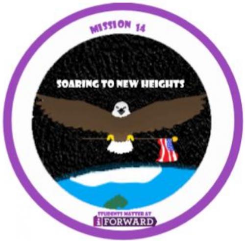 iForward-Grantsburg, Wisconsin Mission Patch 1