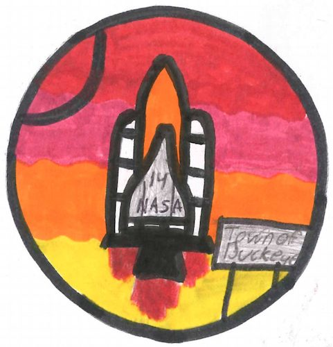 Buckeye, Arizona Mission Patch 2