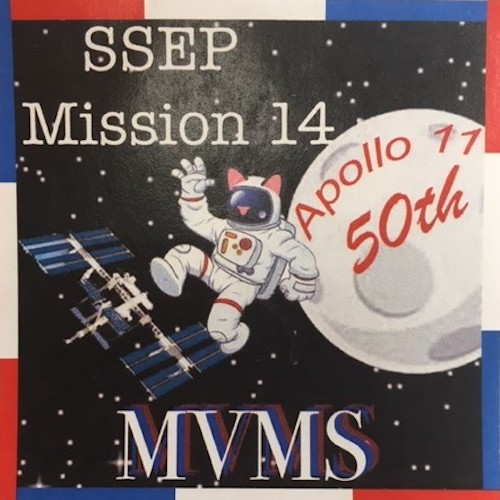 Moreno Valley, California Mission Patch 1